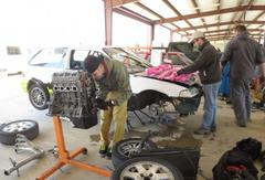 north dallas hooptie 24 hours of lemons inspections: aliens, toxic waste, and a 210zx